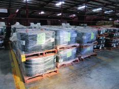 (72 +/-) PALLETS OF STRUCTURAL SCREWS, WASHERS, NUTS, GRID B8