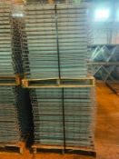 (110X) 36'' X 46'' WIRE MESH DECKS, INSIDE WATERFALL