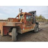TAYLOR 30,000LB FORKLIFT; MO. WPX-30-0 SN.S-40-10917 1104HRS CAP:30,000LBS
