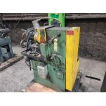 OLIVER INSTRUMENT SAW SHARPENER , MODEL 600, S/N G-8644 2-HP 230V 3PH SOLD BARE