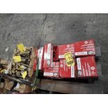 LOT ON PALLET, TORCHES AND GAUGES