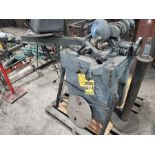 TRENJAEGER SAW SHARPENER, NO DATA PLATE, SOLD WITH DAYTON VAC AS PICTURED