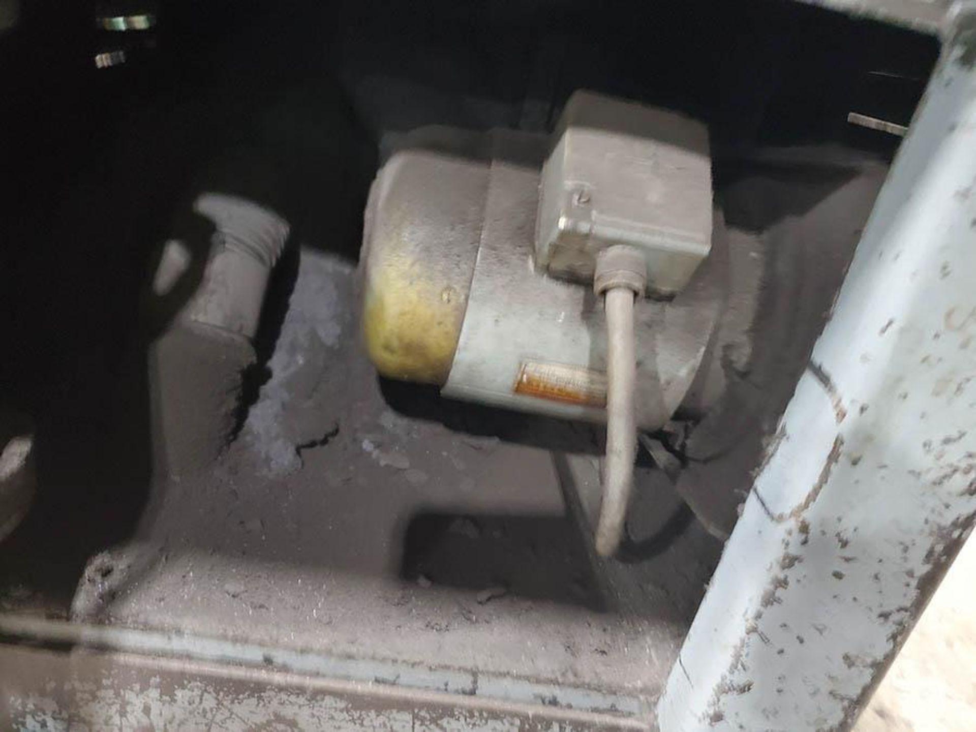 TRENJAEGER SAW SHARPENER, MODEL P 100, S/N GK213, 1-HP 208-220,440V 3PH, SOLD BARE - Image 7 of 7