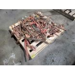PALLET OF LIFTING AND RIGGING GEAR