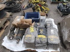 LOT ON PALLET - MOTOR CONTROLLERS AND ACTUATORS
