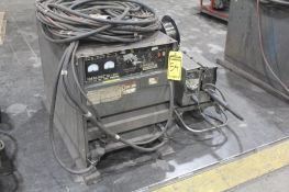 LINCOLN ELECTRIC IDEALARC DC-600 WELDER 230-460V WITH LN-8 WIRE FEED 115V