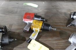 LOT: (2) PNEUMATIC IMPACT WRENCHES