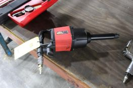 CENTRAL PNEUMATIC EARTHQUAKE 1 IN. AIR IMPACT WRENCH, 90 PSI MAX.
