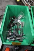 LOT: ASSORTED SOCKET WRENCHES