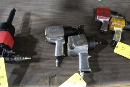 LOT: (2) INGERSOLL RAND 3/4 IN. PNEUMATIC IMPACT WRENCHES