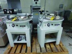 (2) SPITFIRE POLISHING MACHINES, MODEL SP-MLP-15DCT
