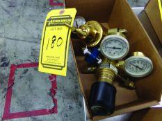 BOX OF (2) REGULATORS