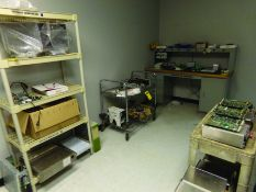 CONTENTS OF TESTING LAB