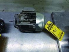 SPECK ELECTRIC MOTOR, S/N 206539101H0037