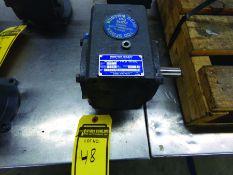 BOSTON GEAR 700 SERIES GEAR REDUCTION, CAT #F715-15-B5-6