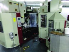 KAMMANN 2005 HIGH SPEED OFFSET PRINTER, S/N 11098, 480 VOLT, 3-PHASE