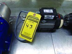 SPECK ELECTRIC MOTOR W/ PUMP, Y2951-MK.0021