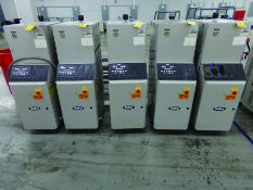 (5) STERLING COOLING UNITS