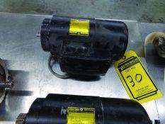 GEORGII KOBOLD .12-HP ELECTRIC MOTOR, 230/480 V., 3-PHASE, ID #1005860038-1