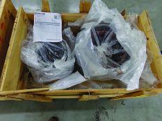 SUMITOMO ROTATION MOTOR FOR SD35E MOLDING MACHINE, S/N SD315361AX