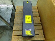 COHERENT LASER HEAD MODEL ENTCIIK-DMVIDOD, S/N 124035-ENT