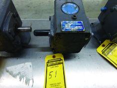 BOSTON GEAR 700 SERIES GEAR REDUCTION, CAT #B715-15-B5J