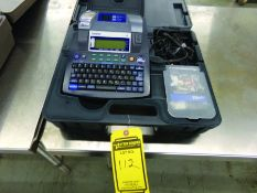 BROTHER PROX1 LABELER