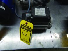 SPECK ELECTRIC MOTOR