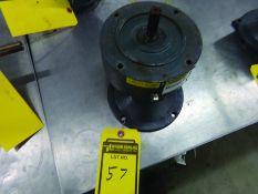BOSTON GEAR HMF-5K-B5-B5 GEAR REDUCTION, 83232 F05005