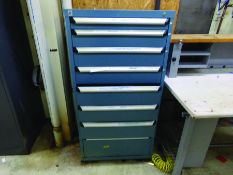 ROUSSEAU 8-DRAWER CABINET W/CONTENT