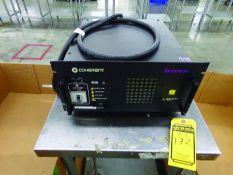 COHERENT LASER POWER SUPPLY MODEL ENTERPRISE IIKREV.A, S/N 40885-ENT