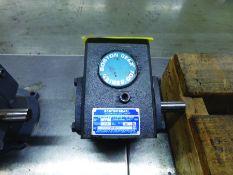 BOSTON GEAR 700 SERIES GEAR REDUCTION, CAT #F715-20-B5-6