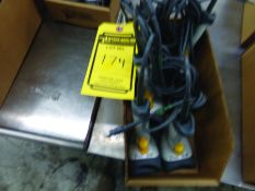 BOX OF (5) SYMBOL TECK INC SCANNERS