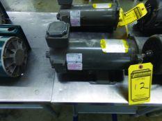 BALDOR 1/2-HP DC ELECTRIC MOTOR, 90 V., CAT #CDP3330, SPEC #33-2024Z122