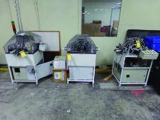 (3) FLIPPING MACHINES