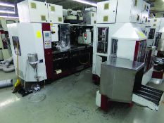 KAMMANN 2007 HIGH SPEED OFFSET PRINTER, S/N 11340, 480 VOLT, 3-PHASE