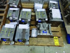 PALLET OF (10) PLASTIC INJECTION MOLDS