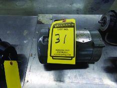 BOSTON GEAR 1/4-HP ELECTRIC MOTOR, 115/230 V., SINGLE PHASE, SPEC #34-375-5506