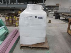 PALLET OF THERMOMASS FIBER COMPOSITE CONNECTORS