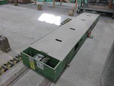 2012 VOLLERT CASTING TRANSFER CARS, MODEL QHW-17-320, 480/60/3, 17,000 KG. LOAD, SET #'S 3.1, 3.2