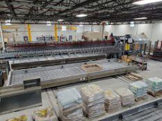 ZERO ENERGY SYSTEMS - 2015 EVG Rerod Straightner/Cutter, 2012 VOLLERT Concrete Wall Panel Casting Line, Concrete Batch Plant & More