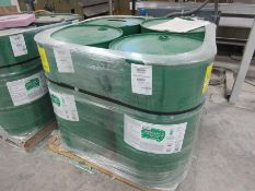 (3) 55-GAL. DRUMS OF DUOGARD II FORM RELEASE AGENT