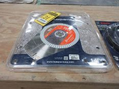 NEW HUSQVARNA QH5 14'' SAW BLADE