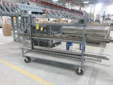 (2) LUMBER CARTS (REBAR NOT INCLUDED)
