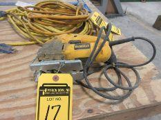 DEWALT DW317 V/S ORBITAL JIG SAW, 1'' STROKE