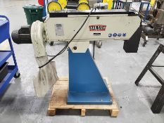 2013 BALEIGH 4'' HORIZONTAL BELT SANDER, MODEL BG-379, SINGLE PHASE, 220V