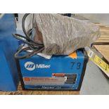MAXSTAR 200 WELDER WITH MILLER CONTROL BOX