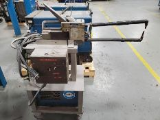 MILLER PORTABLE SPOT WELDER, MODEL 10P, 44 KVA