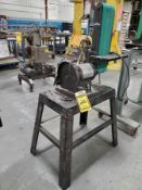 DAYTON 6''X 9'' BELT & DISC SANDER, MODEL 6Y001A