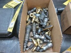 ASSORTED AIR FITTINGS